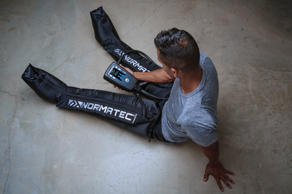 Normatec can help ensure your muscles are at their healthiest